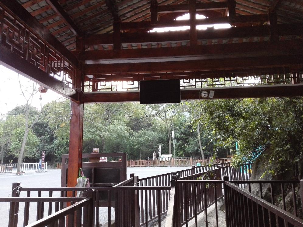 恭贺世界自然遗产—贵州荔波大小七孔景区采用浩科CTV多媒体信息发布系统