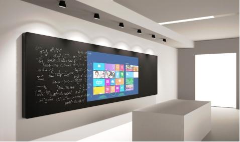 浩科校园智能黑板解决方案——改变传统,轻松互动