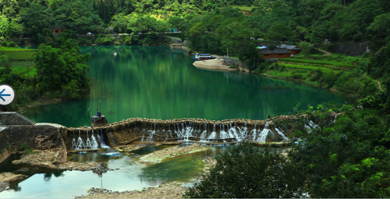 世界遗产--贵州荔波大小七孔景区
